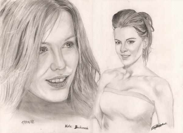 Kate Beckinsale par Dan720